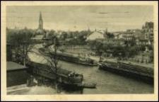 Bromberg Stadtansicht