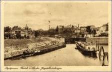 Bydgoszcz. Widok z Mostu Jagiellońskiego
