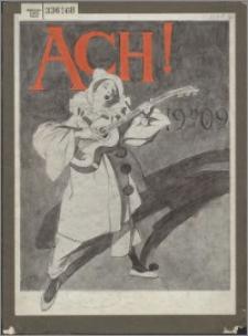ACH!! : żart sceniczny w jednym akcie : rzecz grana w Wilnie 19 stycznia 1909 roku