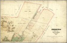 Uebersichtsplan der Gemarkung Stadt Bromberg. Blatt 2