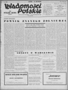 Wiadomości Polskie, Polityczne i Literackie 1942, R. 3 nr 5