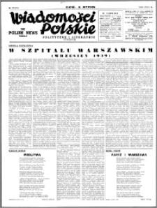 Wiadomości Polskie, Polityczne i Literackie 1942, R. 3 nr 17