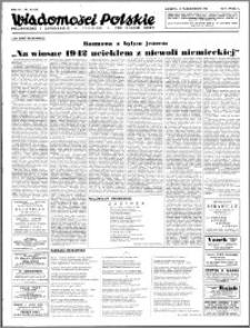 Wiadomości Polskie, Polityczne i Literackie 1942, R. 3 nr 41