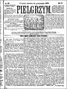 Pielgrzym, pismo religijne dla ludu, R. X (1878)