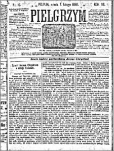 Pielgrzym, pismo religijne dla ludu 1880 nr 16