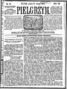 Pielgrzym, pismo religijne dla ludu 1880 nr 19