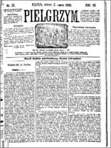 Pielgrzym, pismo religijne dla ludu 1880 nr 26