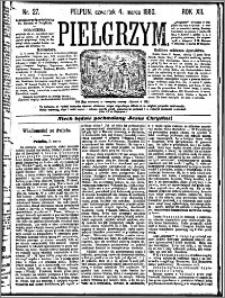 Pielgrzym, pismo religijne dla ludu 1880 nr 27