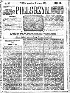 Pielgrzym, pismo religijne dla ludu 1880 nr 33