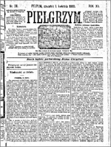Pielgrzym, pismo religijne dla ludu 1880 nr 38