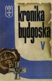 Kronika Bydgoska T. 5 (1971-1973)