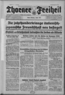 Thorner Freiheit 1941.04.01, Jg. 3 nr 77
