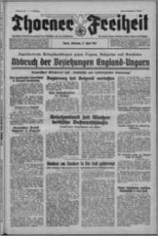 Thorner Freiheit 1941.04.08, Jg. 3 nr 83