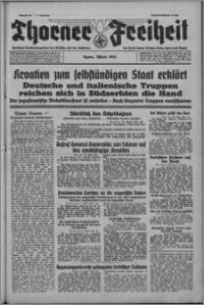 Thorner Freiheit 1941.04.12/14, Jg. 3 nr 87