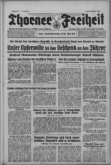 Thorner Freiheit 1941.04.19/20, Jg. 3 nr 92