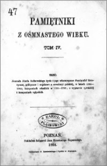 Jenerała Józefa Sułkowskiego życie i pamiętniki historyczne, polityczne i wojskowe : o rewolucyi polskiéj w latach 1792-1793, kampaniach włoskich w 1796-1797, wyprawie tyrolskiéj i kampaniach egipskich