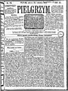 Pielgrzym, pismo religijne dla ludu 1880 nr 46
