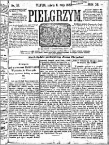 Pilegrzym, pismo religijne dla ludu 1880 nr 53