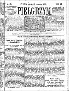 Pielgrzym, pismo religijne dla ludu 1880 nr 70