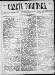 Gazeta Toruńska 1867, R. 1, nr 9