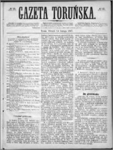 Gazeta Toruńska 1867, R. 1, nr 35