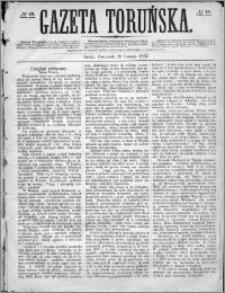 Gazeta Toruńska 1867, R. 1, nr 49