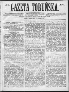 Gazeta Toruńska 1867, R. 1, nr 65