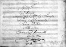 Mazur composé par Mme la Princesse Fanny Lubomirska varié et dedié e Elle même par Emmanuel Kunerth