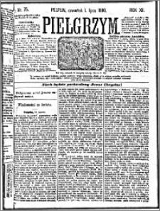 Pielgrzym, pismo religijne dla ludu 1880 nr 75