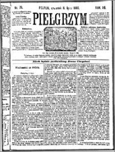 Pielgrzym, pismo religijne dla ludu 1880 nr 78