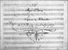 Arye z Opery Syrena z Dniestru z Muzyką Karola Lipińskiego
