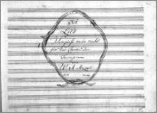 """Lied """"Vergiess mein nicht"""" für das Clavier oder Fortepiano von W. A. Mozart"""