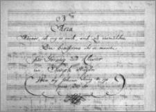 """Aria """"Männer, ich sug es euch, sich zu vermählen"""" [...] für Gesagn und Klavier von Joseph Haydn"""