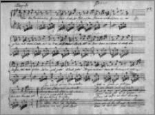 """Aria z Opery """"Der kleine Matrose"""""""