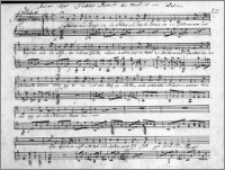 Aus der Oper Pachter Robert die Musik ist von Lebrün
