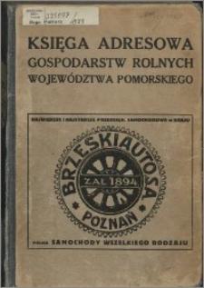 Księga adresowa gospodarstw rolnych ponad 50 hektarów województwa pomorskiego