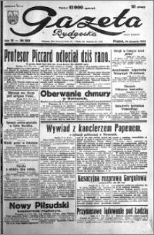 Gazeta Bydgoska 1932.08.19 R.11 nr 189