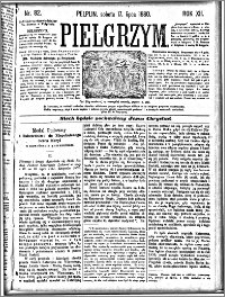Pielgrzym, pismo religijne dla ludu 1880 nr 82