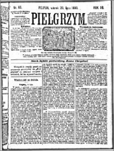 Pielgrzym, pismo religijne dla ludu 1880 nr 83