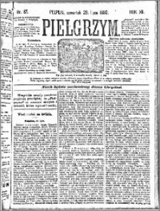 Pielgrzym, pismo religijne dla ludu 1880 nr 87