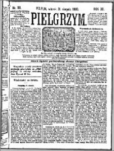 Pielgrzym, pismo religijne dla ludu 1880 nr 101