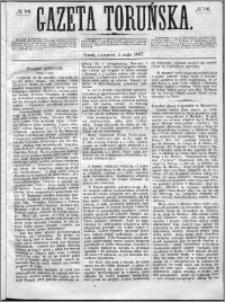 Gazeta Toruńska 1867, R. 1, nr 101
