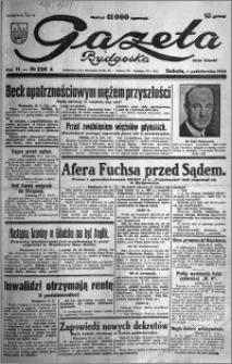 Gazeta Bydgoska 1932.10.01 R.11 nr 226