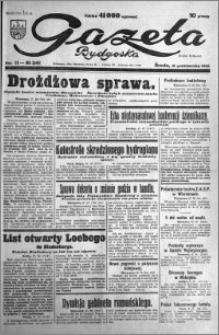 Gazeta Bydgoska 1932.10.19 R.11 nr 241