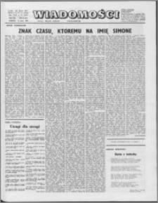 Wiadomości, R. 30 nr 10 (1510), 1975