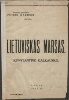 Lietuviškas maršas