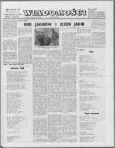 Wiadomości, R. 30 nr 14 (1514), 1975