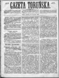 Gazeta Toruńska 1867, R. 1, nr 226 + dodatek