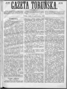 Gazeta Toruńska 1867, R. 1, nr 239