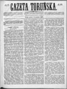 Gazeta Toruńska 1867, R. 1, nr 291